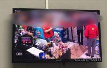 Vídeo; Dono de posto de combustível aparece armado e espanta suspeitos em Matelândia