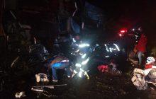Acidente com ônibus de turismo deixa 10 mortos