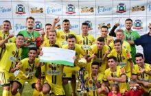 Itaipulândia vence Matelândia e conquista pela primeira vez a Copa Oeste de Futebol