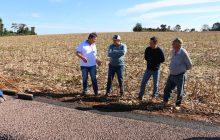 Santa Helena:Município inicia tratativas para aderir ao convênio que prevê asfaltamento de até 8 quilômetros