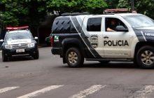 Polícia civil realiza ação preventiva no interior de Santa Helena