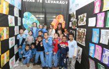 Feira de Artes e Ciências expõe conhecimento e criatividade dos alunos da Escola Marechal Deodoro