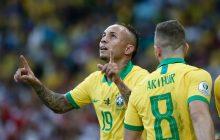 Brasil vence Peru e leva Copa América no Maraca