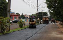 Operação tapa buracos está sendo realizada em Itaipulândia