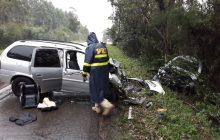 Criança de quatro anos morre em acidente