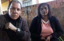 Vídeo: IML de Curitiba vai coletar sangue da mãe de Estéfani Barbosa da Costa para exame de DNA.