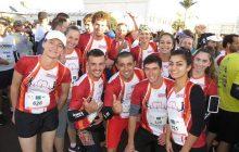 Atletas de corrida de Santa Helena participam do Desafio de Equipes- 8ª EDIÇÃO