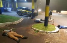 Quatro jovens são detidos transportando cocaína em BMW na região
