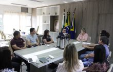 Reunião marca o lançamento do 'Programa Criança e Adolescente Protegidos' em Itaipulândia