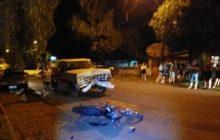 Matelândia: Motociclista fica gravemente ferido ao colidir com caminhonete