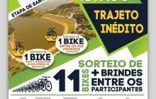 Mais de 800 ciclistas de 45 municípios estão confirmados para a etapa de Santa Helena do Cicloturismo