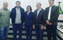 Esposa do falecido prefeito Maneco, Nádia Willers é empossada presidente do PP de Missal