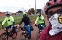 Vídeo:Ciclistas santa-helenenses entram no terceiro dia da cicloviagem; Destino é Sete Quedas!