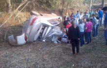 Brasileira e três adolescentes paraguaios morrem em grave acidente no Paraguai