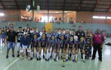 Itaipulândia será sede dos jogos do Circuito Regional de Futsal Feminino e Masculino sub 17 neste final de semana