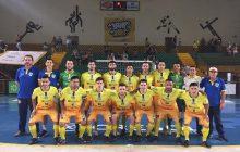 São Miguel Futsal empata em casa e se mantém na zona de classificação