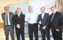 Na capital, prefeito Zado garante recursos para construção de Centro de Apoio à Jovens e Idosos