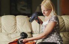 #Tragédia: Mulher morre após levar choque enquanto secava cachorro com secador de cabelos