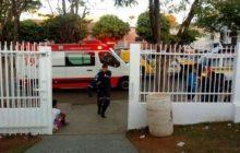 Homem é suspeito de atear fogo na esposa e filha de 4 anos
