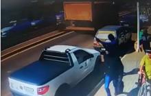 Polícia continua buscas por assaltantes que roubaram dinheiro de uma Agência Sicredi
