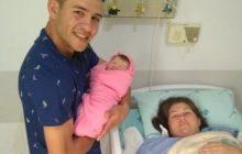 Primeiro parto com presença de intérprete de libras acontece em Medianeira
