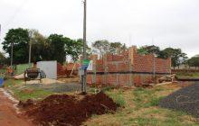 Trinta e uma casas estão sendo construídas no distrito de São José do Itavó