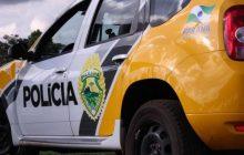 Homem é preso em São José das Palmeiras com moto furtada em Santa Helena