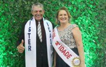 Escolha da Miss e Mister Terceira Idade foi um sucesso em Itaipulândia