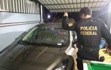 Polícia Federal apreende veículo com contrabando em São Miguel do Iguaçu