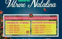 Itaipulândia: Últimos dias para as inscrições do Concurso de Vitrines e Residências Natalinas
