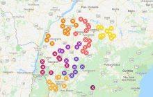 Cidades de Serranópolis, Ramilândia e São José das Palmeiras podem ser extintas