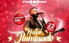 Show do Fernandinho é nesta sexta-feira (22); confira detalhes e roteiro dos ônibus