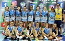 Santa Helena:Feminino de Voleibol conquista bons resultados em competições