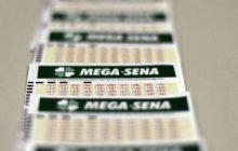Apostador ganha sozinho prêmio de R$ 61 milhões na Mega-Sena