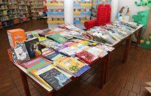 Santa Helena: Biblioteca Pública recebe novas obras literárias