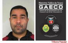 Capitão do GAECO de Foz é preso em flagrante recebendo propina