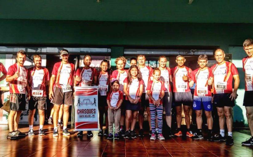 Santa Helena conquista três primeiros lugares e uma quarta colocação geral na Corrida Solidária de Toledo