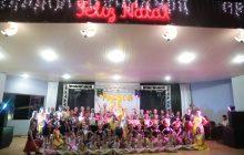 Ballet e dança encantam público durante apresentações do Natal Iluminado de Itaipulândia