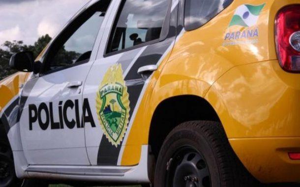 Moradora de Santa Helena é presa em veículo BMW junto com dois outros homens