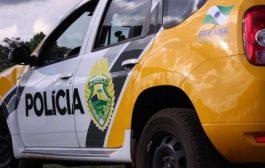 Veículo é furtado em Entre Rios do Oeste