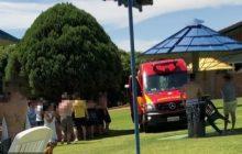 Tenente do Corpo de Bombeiros fala sobre caso de afogamento com morte no Medianeira Country Clube