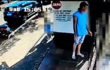 Matelândia: Polícia Civil divulga imagens para identificar suspeito de tentar aliciar crianças