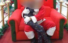 Mulher denuncia assédio de Papai Noel contra a filha em shopping