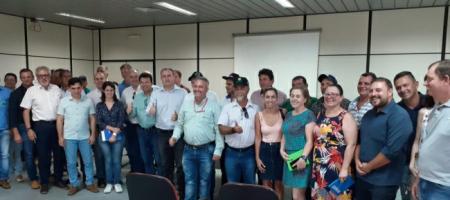 Anunciado em Santa Helena: U$ 100 milhões para asfalto no lado paraguaio