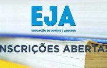 Interessados em voltar a estudar têm oportunidade gratuita na EJA de Santa Helena