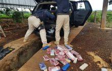 PRF prende em São Miguel traficante acompanhado da esposa grávida e do filho de 4 anos