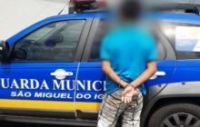 Homem é preso pela GM suspeito de abuso sexual contra menor no Balneário Ipiranga