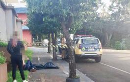 Jovem é morto com disparos de arma de fogo em cidade da região