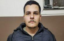 PM prende Lucas Berlanda, um dos criminosos mais procurados na região