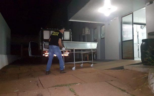 Homem é assassinado com pelo menos 22 tiros em Ramilândia